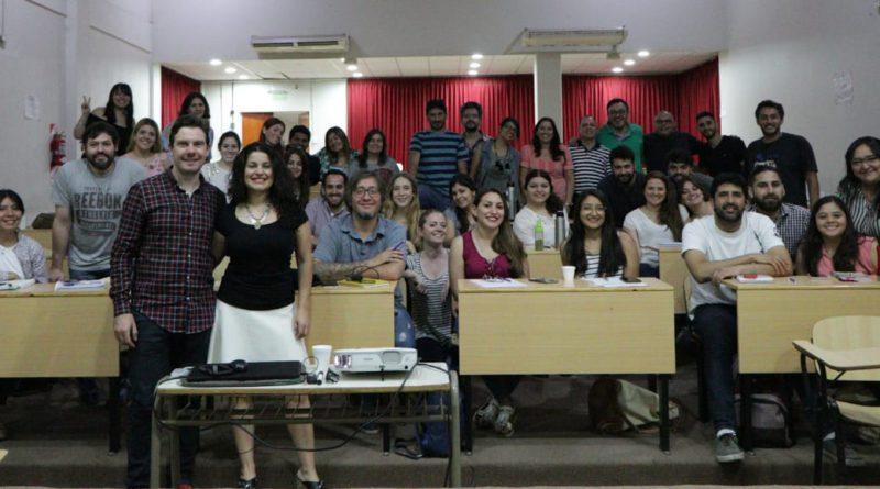 """Con importante participación finalizó el curso de posgrado: Nuevas Pantalla: """"Tecnologías, usos y narrativas"""